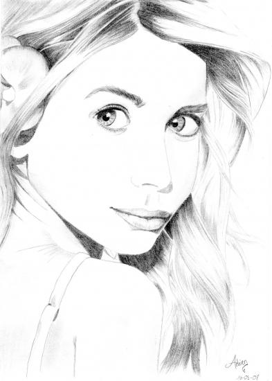 Ashley Olsen by Japanese-Boy